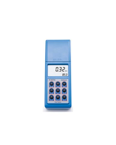 Water Analysis Portable Turbidimeter - Hanna Hi98703 1 turbidimeter__hanna_hi98703